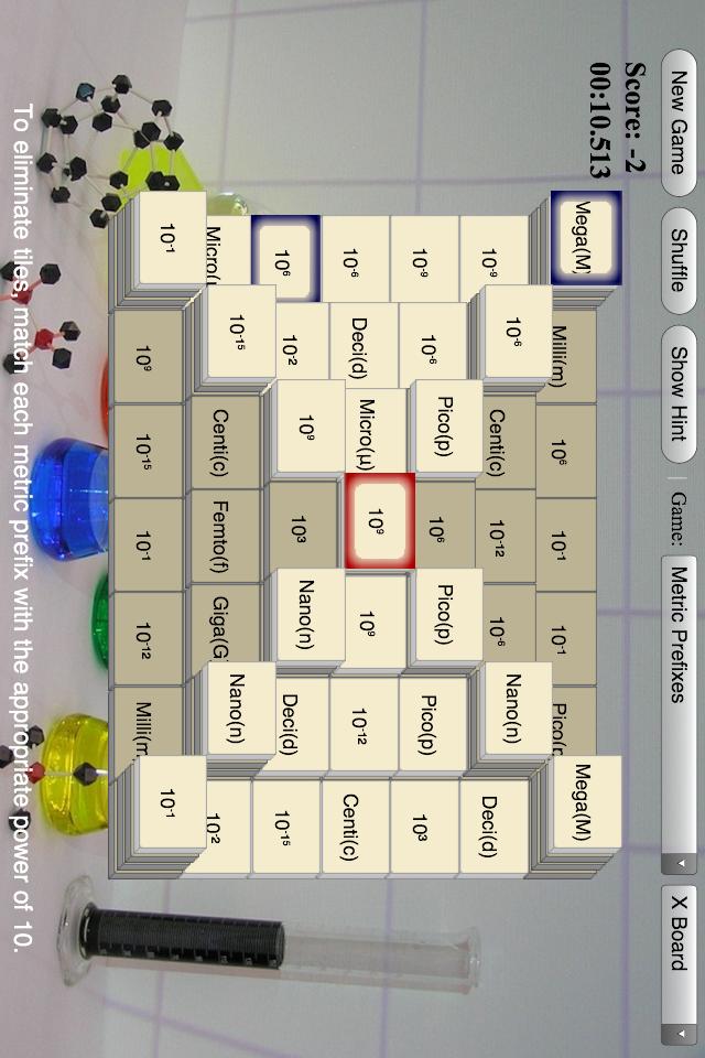 Mahjong Chem App - 5