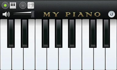 My Piano App - 1
