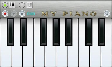 My Piano App - 2
