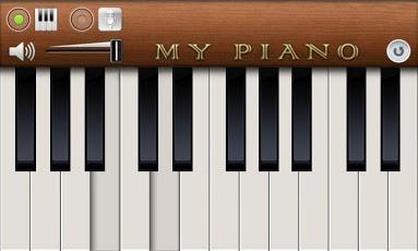My Piano App - 3