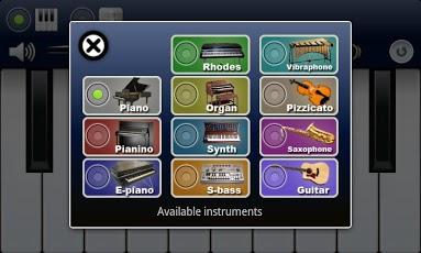 My Piano App - 4