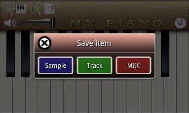 My Piano App - 8