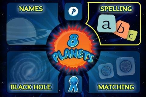 8 Planets Pro App - 1