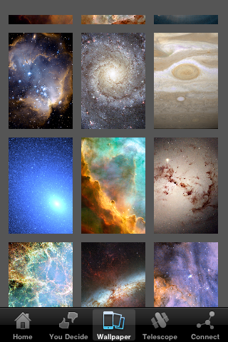 HubbleSite App - 3