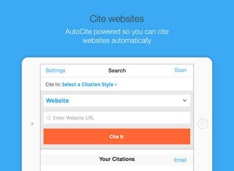 EasyBib: Automatic Bibliography Generator and Citation Machine-2