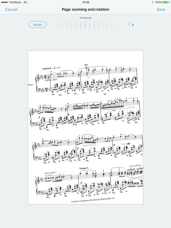 piaScore - Smart Music Score Reader App - 3