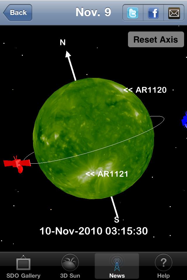 3D Sun-2