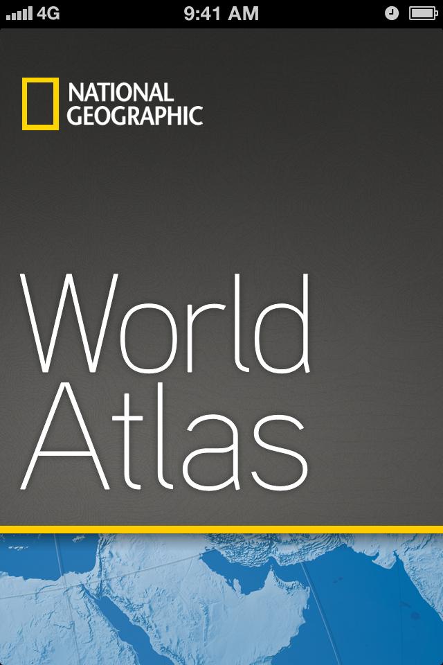 National Geographic World Atlas-1