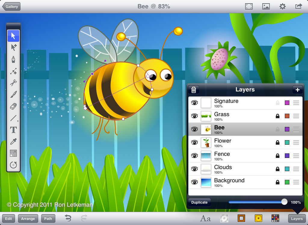 Inkpad App - 2