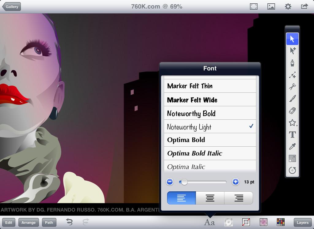 Inkpad App - 5