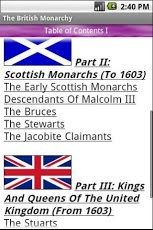 The British Monarchy App - 1