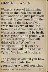 Short History of Wales App - 3