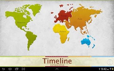 Timeline: World History App - 1