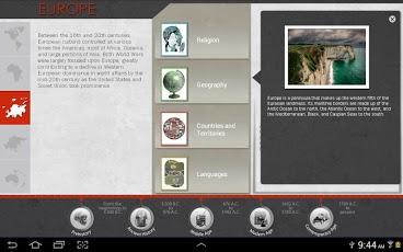 Timeline: World History App - 4