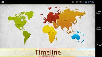 Timeline: World History App - 6