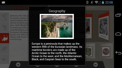 Timeline: World History App - 8