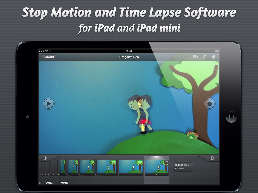 iStopMotion for iPad-1