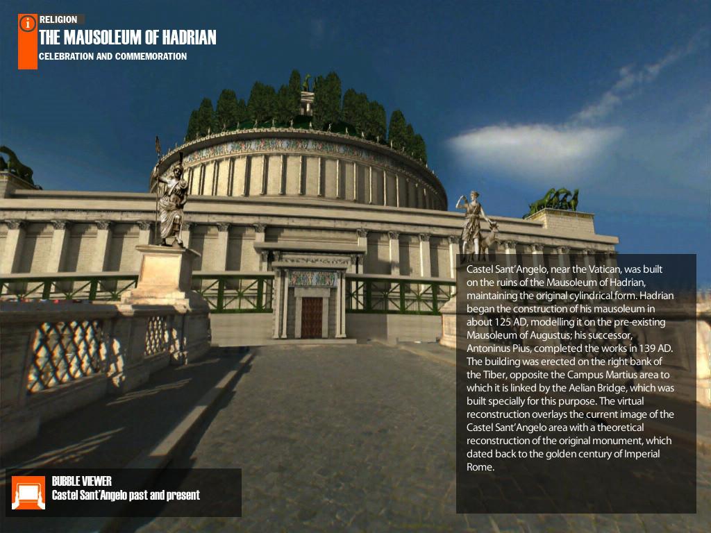 Virtual History - ROMA App - 4