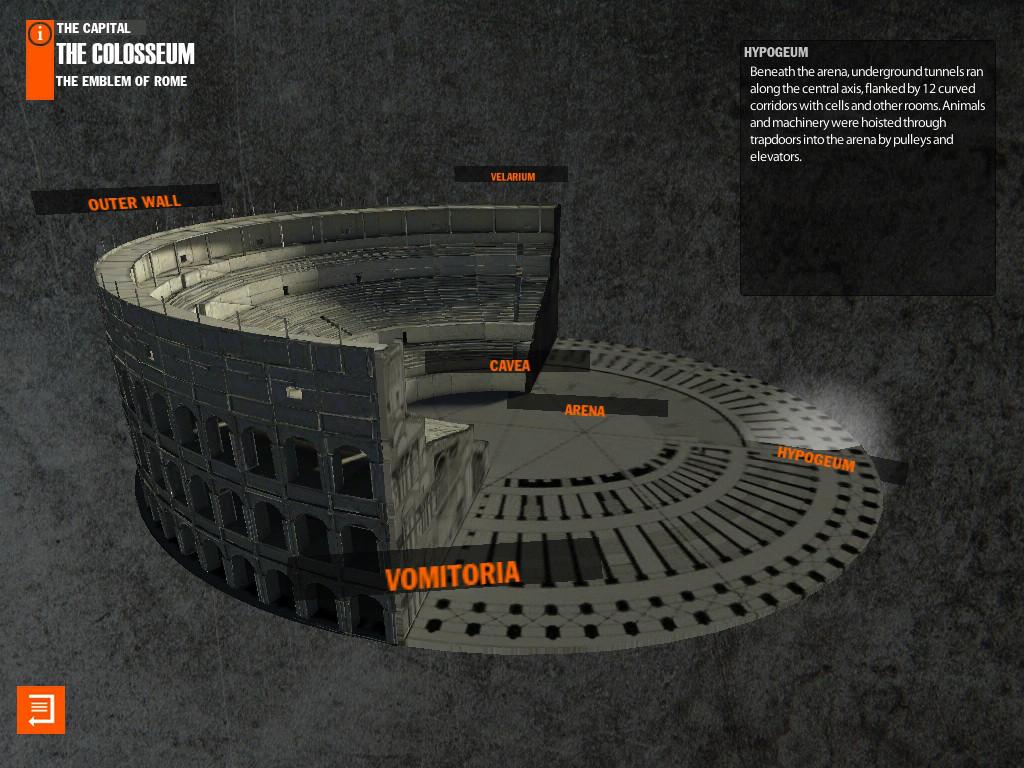 Virtual History - ROMA App - 5