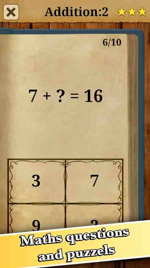 King of Maths