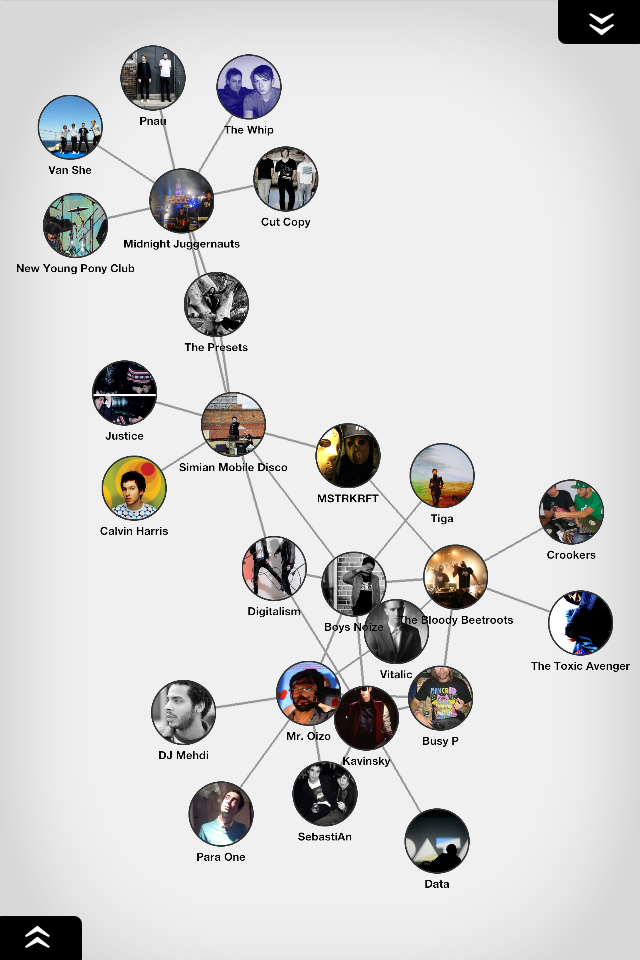 Discovr Music - find new music