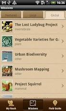 Project Noah App - 3
