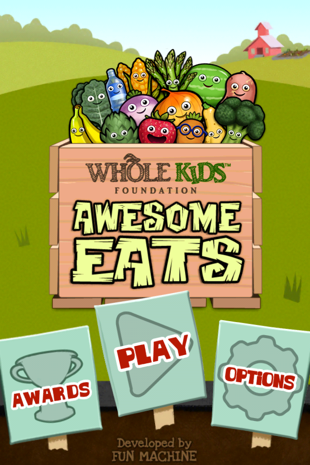 Awesome Eats™ App - 1