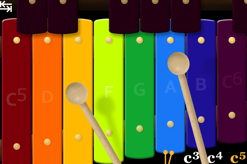 Awesome Xylophone App - 2