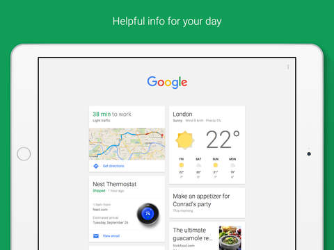 Google — the official Search app App - 3