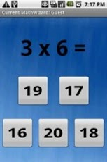 Math Wizard App - 5