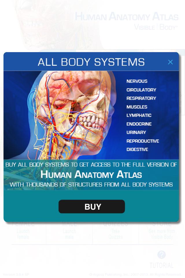 Human Anatomy Atlas SP-3