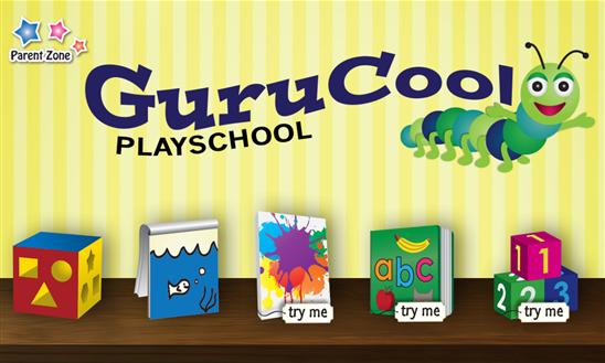 PreSchool Essentials by GuruCool-1