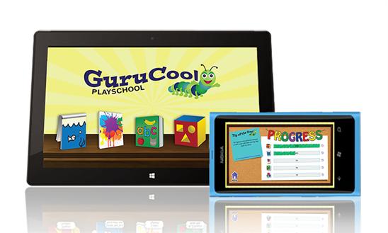 PreSchool Essentials by GuruCool-5
