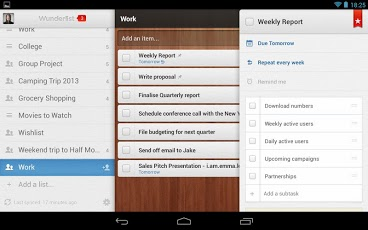 Wunderlist - To-do & Task List-8