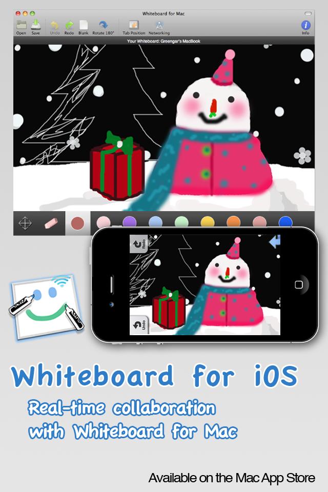 Whiteboard Lite: Collaborative Drawing-4