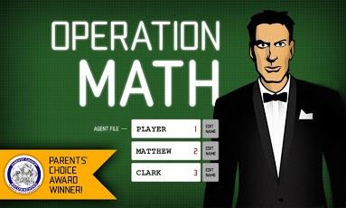 Operation Math™ App - 1