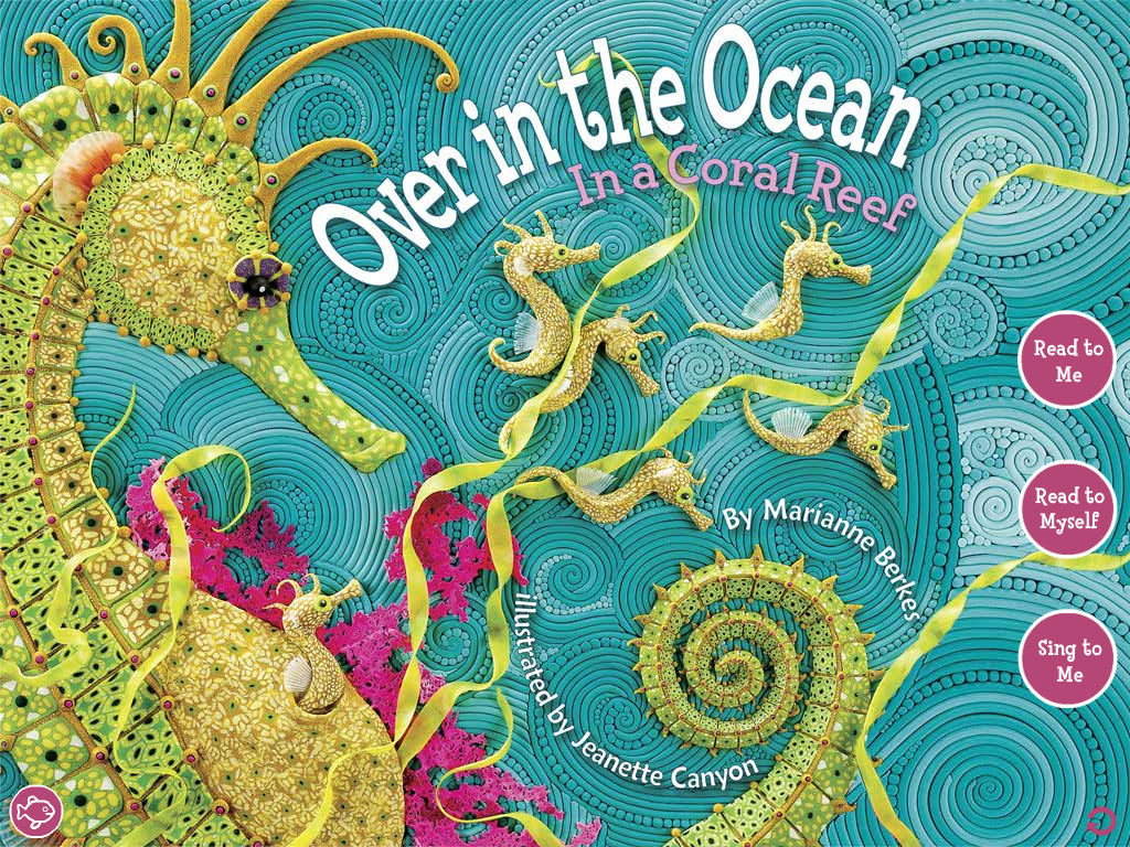 Over in the Ocean: In a Coral Reef-1