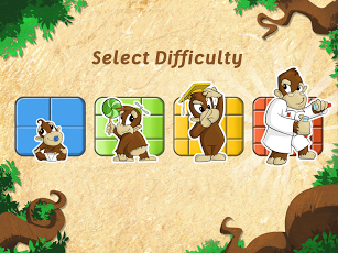Live Puzzle! Forest Animals-1