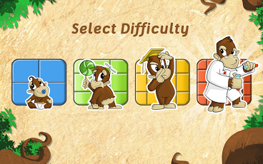Live Puzzle! Forest Animals-5