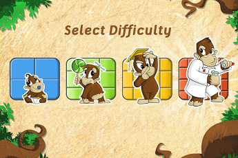 Live Puzzle! Forest Animals-14