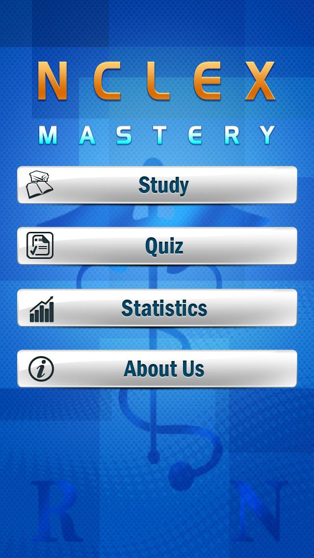 NCLEX Mastery App - 1