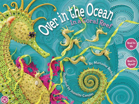 Over in the Ocean: In a Coral Reef - Lite-1