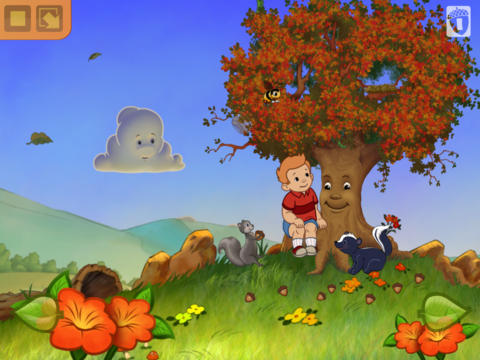The Tree I See - Interactive Storybook App - 3