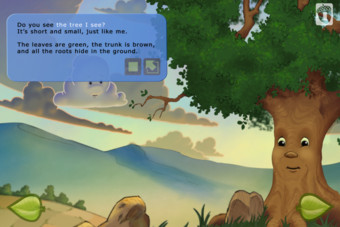 The Tree I See - Interactive Storybook-4