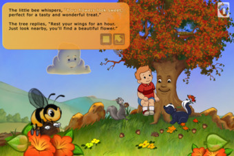 The Tree I See - Interactive Storybook App - 6