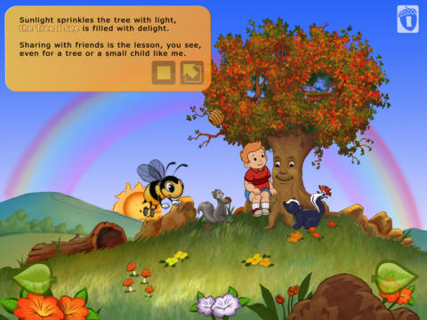 The Tree I See - Interactive Storybook App - 7