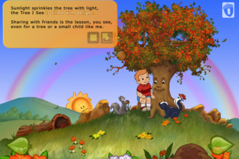 The Tree I See - Interactive Storybook App - 10