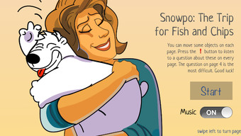 Snowpo: The Trip for Fish and Chips App - 1