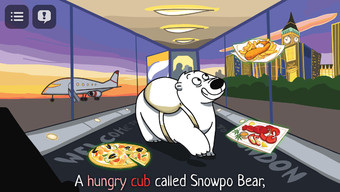 Snowpo: The Trip for Fish and Chips App - 2