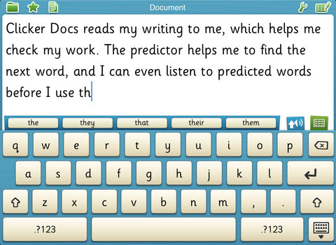 Clicker Docs App - 1